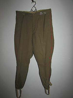 Russian Soviet army bridges TROUSERS OFFICER OF THE SOVIET ARMY military