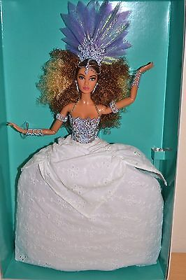 10 DAY ONLY PRICE - 2016 Gold Label LUCIANA  BRAZILIAN BRILLIANCE Barbie - NEW