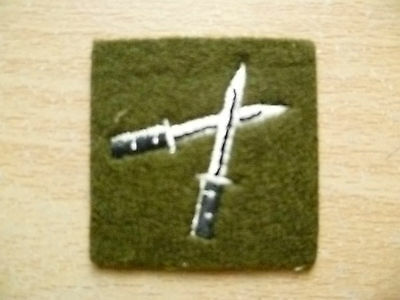 Patches- Cross Swords patches (NEW* apx.4x4 cm)