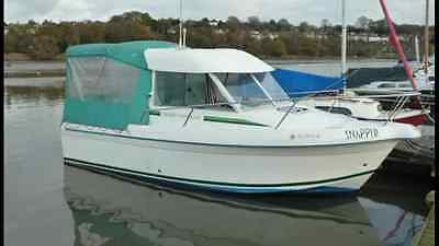 Jeanneau merry fisher 610 pilothouse cabin / fishing /  weekend familly boat