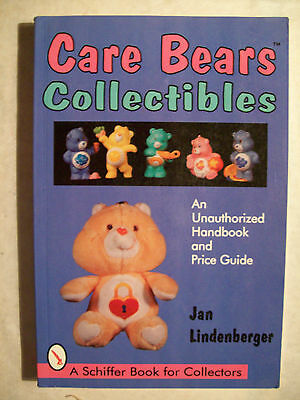 Vintage Care Bear Toy Price Guide Collectors Book