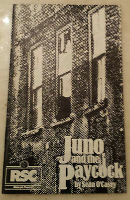 1980 Theatre Royal Haymarket: JUNO AND THE PAYCOCK - Judi Dench Frank Grimes