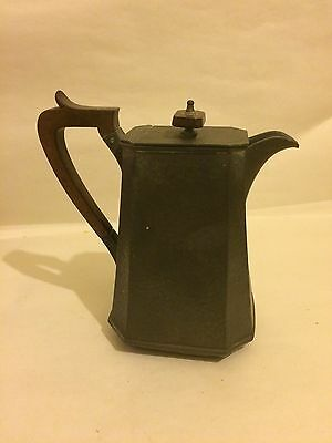 *****pewter Teapot  By Craftsman Of Sheffield****