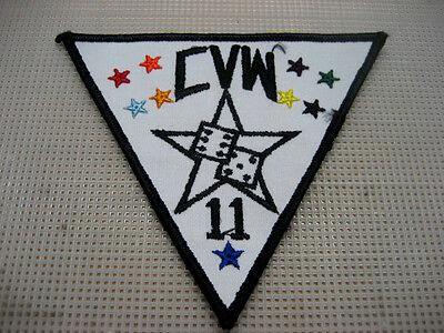 US NAVY Patch Carrier Air Wing Eleven,USS NIMITZ