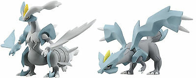 Set of 2 Takaratomy Pokemon Hyper Size Action Figure Toys MHP-02/MHP-03 Kyurem
