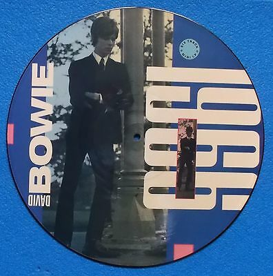 "David Bowie 1966 -  Picture Disc Vinyl  Lp 33' 12"" - 1988"