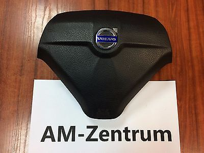 Volvo S60 S80 V70 XC70 XC90 Luftsackmodul ( Airbag Fahrer ) 8686222 Charcoal