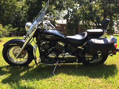 2007 Yamaha V Star  2007 Yamaha V Star 650 Classic  Just in time for Spring!