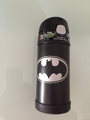 Batman Thermos® FUNtainer Stainless Steel Insulated 12 oz. Drink Bottle