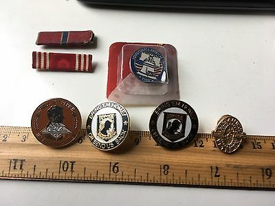 Lot of Military Pins