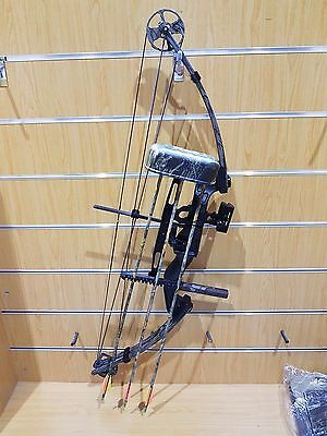 """High Country Compound Bow Kit 70 lbs 29"""" (1586)"""