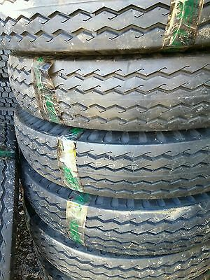 10.00-20 west lake CR918 trailer tires with tube & flap