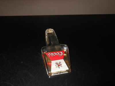 Vintage Coors glass handle