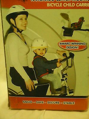 WeeRide  Center Mounted Bicycle Child Carrier Wee Ride Toddler Bike