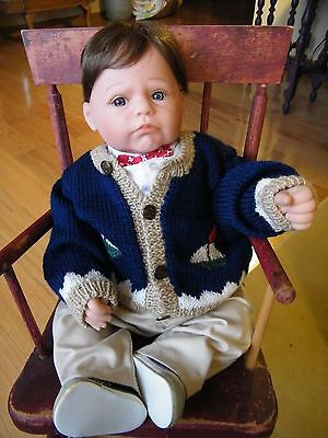 Lee Middleton Original Doll by Reva Schick Picture Day w/COA Addition 122 of 500