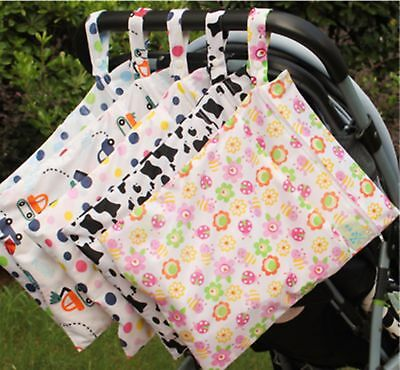 Children Kids Wet Bag for Nappies Clothes Swimmers Bathers Swimming waterproof