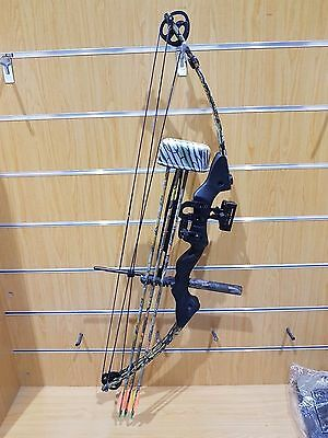 """High Country Compound Bow Kit Extreme 70 lbs 29"""" (1052)"""