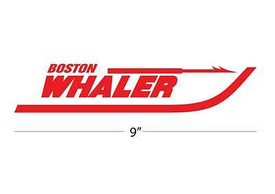 Boston Whaler Boat vinyl Decals trailer or boat decal - replacement