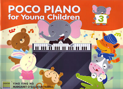 Poco Piano for Young children Level 3 - PS4843 - YING YING NG - POCO STUDIO