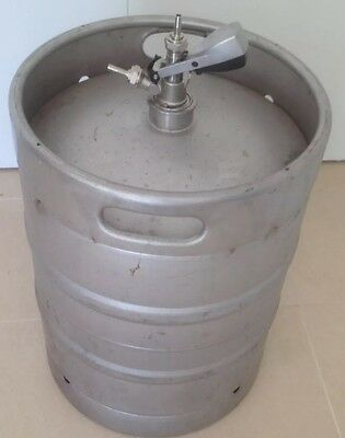 S Type Keg Coupler And 50 Ltr Keg Kegerator Beer Fridge Home Brew