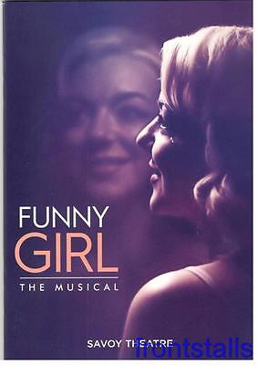 Funny Girl - Savoy Theatre - Sheridan Smith - Darius Campbell - Bruce Montague