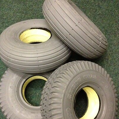 Solid Tyres 300-4 - Brand New