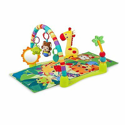 Bright Starts Activity Gym Playmat, Jungle Discovery