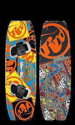 RRD Placebo V5 2016 - kitesurf board kiteboard - 40% off!!