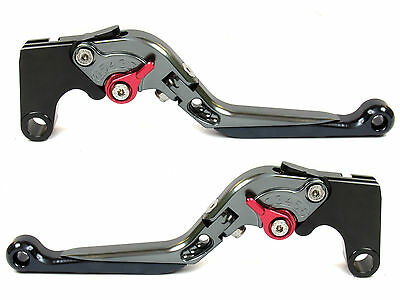 Titan Extend & Foldable Extreme Clutch Brake Lever for Yamaha YZF R1 09-14