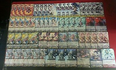 Cardfight Vanguard Angel Feather Deck  (CLEANUP CELESTIAL, RAMIEL REVERSE)