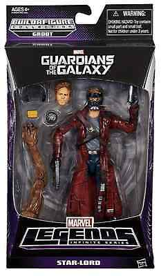 Marvel Legends Infinite Series Guardians Of The Galaxy Figure Star-Lord