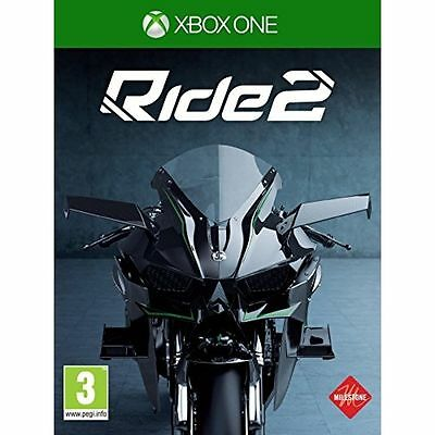 Ride 2 XBOX ONE Brand New & Sealed