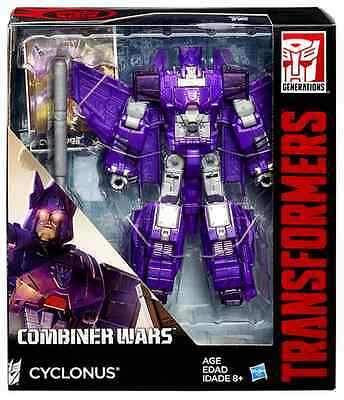 Transformers Combiner Wars Voyager Figure Decepticon Cyclonus