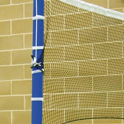 High Quality Doubles 24ft -Singles 20ft, Badminton net netting