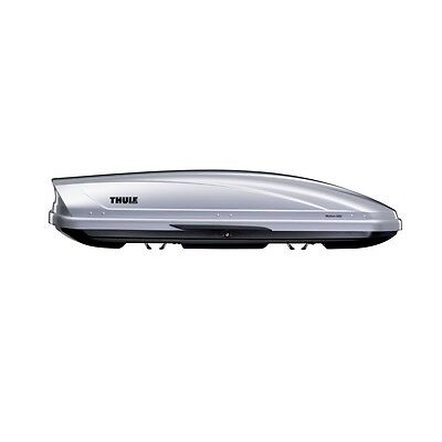 Thule Motion 600 (Sport) Car Roof Box Silver Gloss - Touring / Travel / Storage