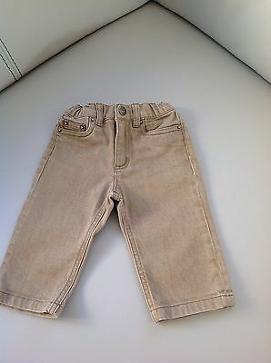 Bonpoint Baby Jeans Age 6M