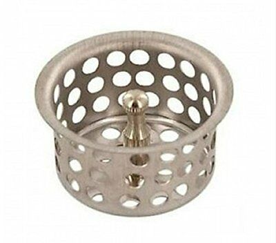 Plumb Pak PP22030 Strainer Basket with Post 1-1/2 inch