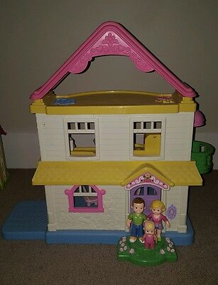Fisher Price - My First Dollhouse