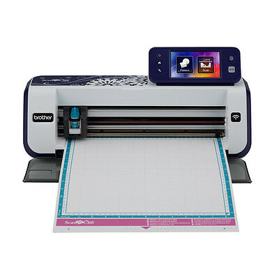 Brother Scan N Cut CM900 Scan and Cut New Quilting Scrapbooking Machine ScanNCut