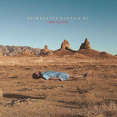 BETWEEN THE BURIED AND ME Coma Ecliptic 180g BLACK Vinyl DLP