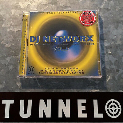 2Cd Tunnel Dj Networx Vol. 5