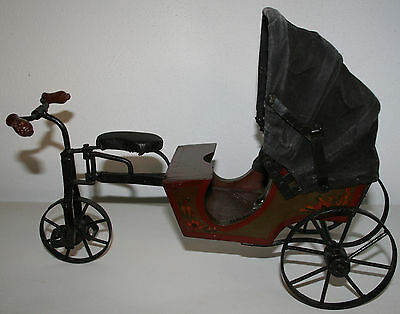 Iron Rikshaw Antique