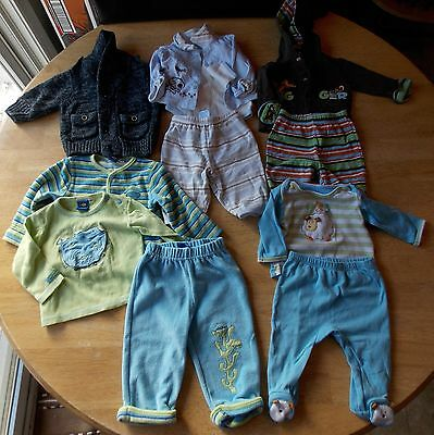 Baby Boy Outfits Lot  0-6 months (#4)