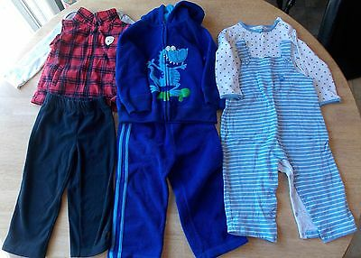 Baby Boy Outfits Lot 12-24 months (#8)