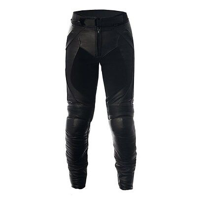 Rst Madison Ladies Leather Motorbike Jeans, Voyager - Motorcycle - Clothing