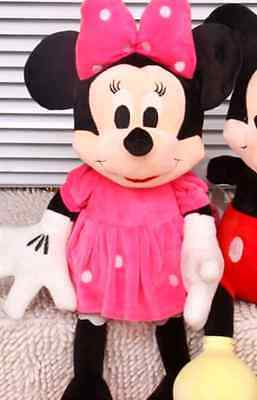 2015 Lovely MINNIE Mouse Stuffed Soft Plush Toys Christmas Gifts 12 in