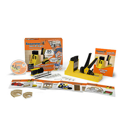 Join-A-Jig by The Renovator - Wood Joining System - As Seen on High Street TV