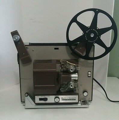 Bell & Howell Autoload Super 8 Projector