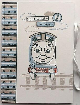 Hallmark Thomas the Tank Engine  Baby First Years Keepsake Record Book