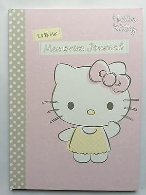 Hallmark Hello Kitty Baby First Years Keepsake Record Book